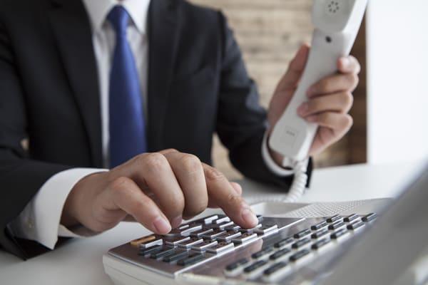 固定電話が存在することは優良な業者と判断できるポイント