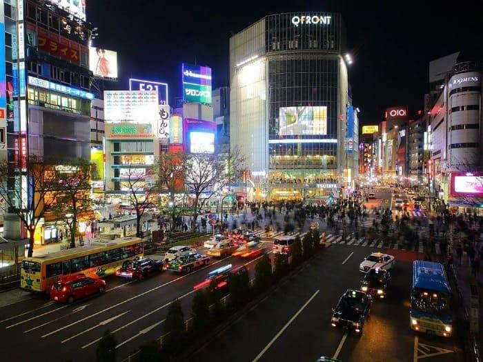 渋谷スポット